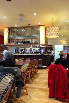 At Richmond Hill Cafe and Larder