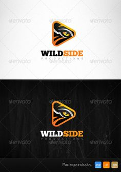 Wild Side Production Tiger Eye Creative Logo is sharp sign, play button that symbolize motion, music, ets and tiger eye inside it. It can be used as graphic post production studio, creative agency, DJ identity.  #mixing #motion #multimedia • Click here to download ! http://graphicriver.net/item/wild-side-production-tiger-eye-creative-logo/3416146?s_rank=7&ref=pxcr
