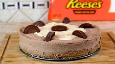 Reese's No Bake Cheesecake