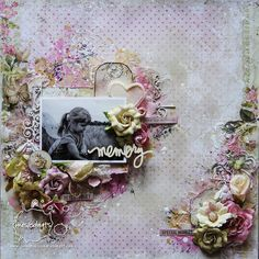 Image par image: Memory (Shimmerz Paints)