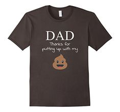 Things To Buy, Stuff To Buy, Dad Humor, Emoticon, You Are The Father, Branded T Shirts, Long Sleeve Shirts, Dads, Amazon