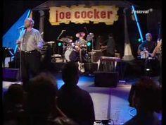 Joe Cocker - Many rivers to cross (nearly unplugged) - YouTube