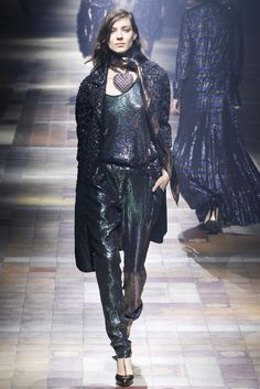 Fabulous outfit from #Lanvin #ParisFashionWeek #SpringSummer2014