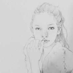 #もりえりか #모리에리카 #model #illust #illustration #girl #sketch #pencil #drawing #drawingbijou #draw #art #스케치 #모델 #드로잉 #일러스트 #연필드로잉 #연필그림 #손그림 #beuty #beautiful #취미 #낙서