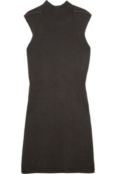 Rick Owens Cashmere dress