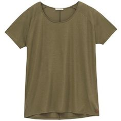 Lee Oversized T-Shirt, Army Green