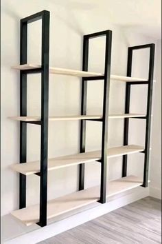 Diy Furniture Projects, Diy Wood Projects, Home Projects, Furniture Design, Loft Furniture, Furniture Decor, Crate Furniture, Weekend Projects, Rope Shelves