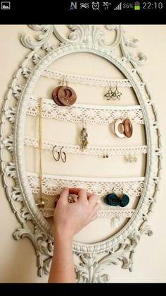 Accroche bijoux