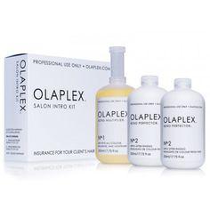 Olaplex | Beauty Pro Cosmetic Hair Products, Bleach Damaged Hair, Damaged Hair Repair, Olaplex Hair Treatment, Hair Treatments, Hairdressing Supplies, Hair Care, Keratin, Hair Masks
