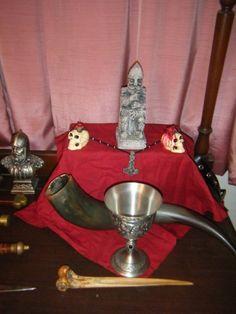 Asatru, Thor's altar