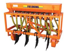 FieldKing endeavors to help the farmers and to meet this objective we…