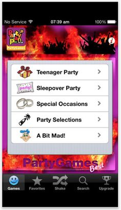I'm really excited by our new app. Totally new look and full of great games. Here's a peek at what you get....