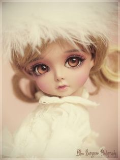 Lovely ball jointed doll.