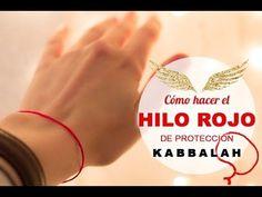 CÓMO HACER EL HILO ROJO DE PROTECCIÓN DE LA KABBALAH ~ TAROT DE MARÍA - Tarot y Rituales de Alta Magia Blanca