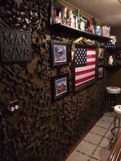 1000 Images About Man Cave With A Small Military Twist On