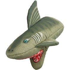 Bring some fun to the kitchen and do your baking and cooking using this oven mitt from Boston Warehouse. In the design and shape of a shark, the mitt slides over and protects the entire hand using its thick, soft insulation. Boston, Novelty Lighting, Kitchen Themes, Kitchen Designs, Kitchen Ideas, Kitchen Decor, White Elephant, Creative Home, Creative Ideas