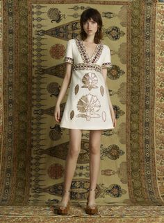 Tory Burch Pre-Fall 2017 collection
