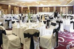 The function room at the Carlton Shearwater Hotel Galway
