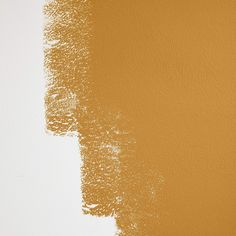 Deep yellow premium interior wall paint in highly durable Semi-Gloss Finish with low odor and low VOCs (volatile organic compounds). Copper Paint Colors, Orange Paint Colors, Canvas Drop Cloths, Living Room Redo, Cozy Living, Paint Samples, Acrylic Resin, Yellow Painting, Color Card