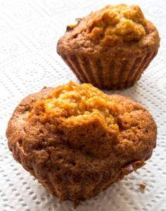 Cashew-Cranberry Muffins