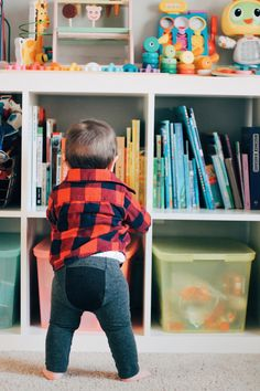 Playroom organizatio