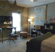 Bon Children Bedroom In Military Style | Kidu0027s Room | Pinterest | Military Style,  Military And Bedrooms