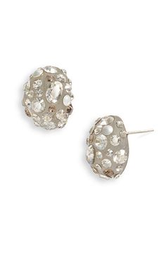 Alexis Bittar 'Cosmic Dust' small bean earrings. via Nordstrom $175