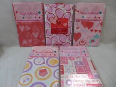 Valentines day tablecloth flannel back hearts cupcakes love & more you pick New #Nantucket