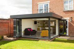 modern conservatories uk - Google Search