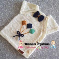 Baby Boy Vest, Baby Cardigan, Baby Boys, Baby Hat Patterns, Baby Knitting Patterns, Knitting Designs, Baby Sweater Knitting Pattern, Baby Boy Knitting, Baby Set