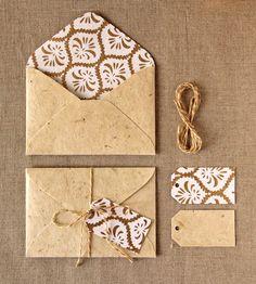 Fancy Envelopes, Decorated Envelopes, Handmade Envelopes, Paper Envelopes, Paper Cards, Diy Paper, Diy Cards, How To Make An Envelope, Handmade Cards