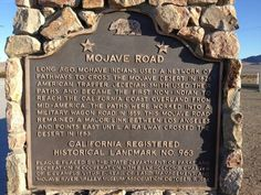 #963: The Mojave Road
