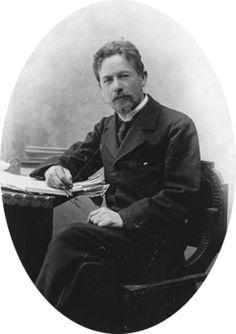 Anton Chekhov, writer