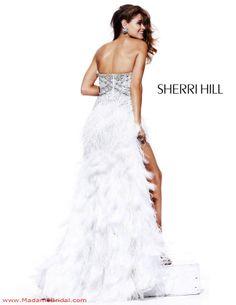 Sherri Hill 3853, Madame Bridal, Prom 2014, Sherri Hill Prom Dresses, Madame Bridal Prom