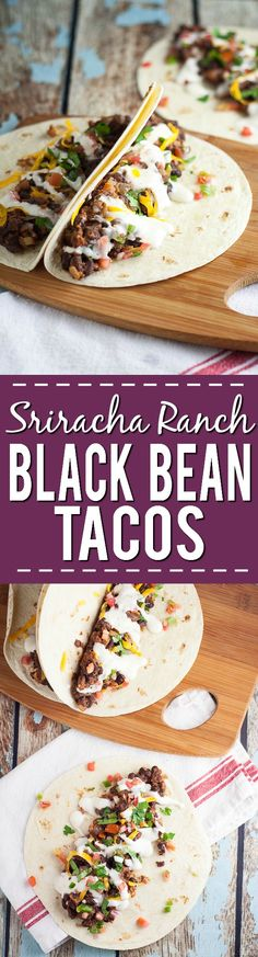 Sriracha Ranch Black