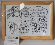 Dance in the Rain by SilverRockDesignsGB on Etsy Rock Design, Dancing In The Rain, Greeting Cards, Bullet Journal, Dance, Unique Jewelry, Handmade Gifts, Silver, Etsy