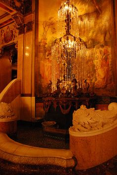 Los Angeles Theatre Fountain | Flickr: Intercambio de fotos