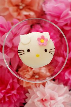 Hello Kitty cupcake!!