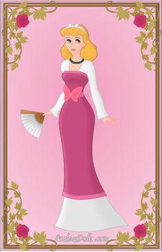 Disney Geisha Cinderella
