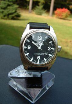 The BIG Watch - Kienzle 44mm + Retro Pilot Automatic