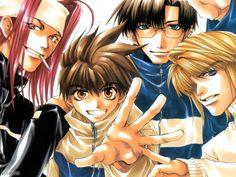 Saiyuki - Blog d'Hidan