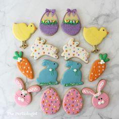 Decorated Sugar Cookies!