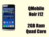 QMobile Noir i12 Price and Specification ( Review ) Blackberry Phones, Smartphone Reviews, Latest Phones, Apps, App
