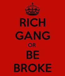 Rich Gang Lifestyle Artwork
