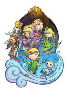 Project: Legend of Zelda - The Minish Cap