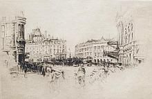 Frederick Farrell Drawing (etchings)