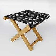 Buy Easily Distracted By Cats And Books Book & Cat Lover Pattern Folding Stool by grandeduc. Worldwide shipping available at Society6.com. Just one of millions of high quality products available.