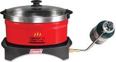 Coleman Propane Slow Cooker.... I WANT ONE!!!