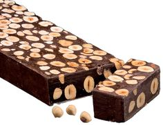 VICENS Excellence Dark Chocolate with Hazelnuts Nougat