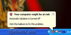 How to Disable the Windows Security Alerts or Remove Windows Security Alert Popups